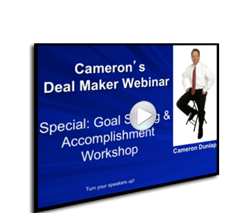 Special Goals Workshop